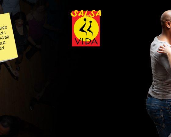 Velkommen til Salsa Vida